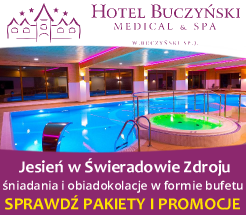 Hotel Buczyński Medical & SPA